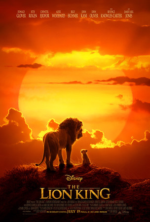 THE LION KING releases new trailer, new poster during the Oscars!