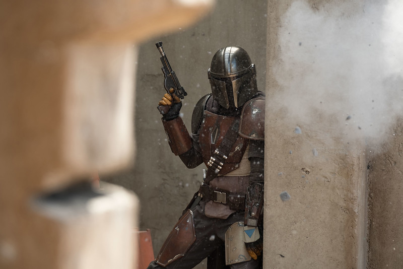 What exactly to expect with THE MANDALORIAN on #DisneyPlus