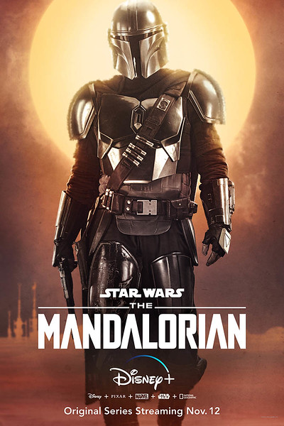 THE MANDALORIAN drops new posters ahead of debut on #DisneyPlus