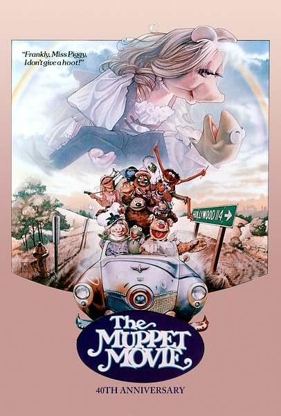 THE MUPPET MOVIE celebrating 40th anniversary with limited-run theatrical return