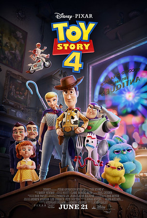Keanue Reeves, Christina Hendricks, confirmed voices with new trailer, poster for TOY STORY 4