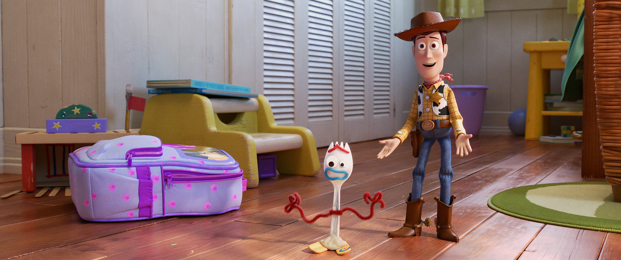 WHY DOES THIS EXIST?? A spoiler-free review of Disney-Pixar's TOY STORY 4