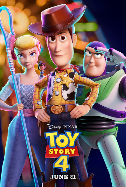 WATCH: New tv-spot and final poster released for TOY STORY 4