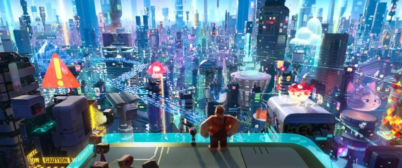 RALPH BREAKS THE INTERNET at the El Capitan Theatre with special extras