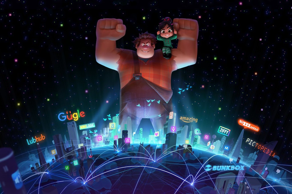 WRECK IT RALPH 2 confirmed for March 9, 2018 release!