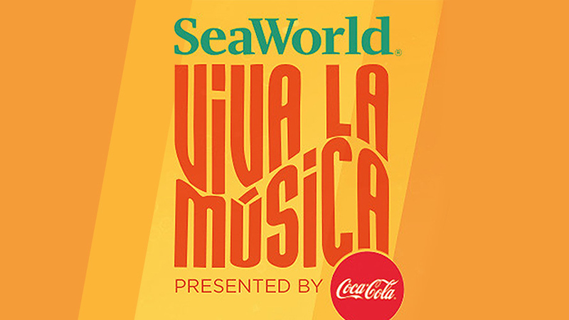 'Viva La Música' 2019 bringing Latin music, food, and fun to SeaWorld San Diego