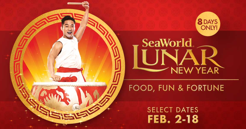 SeaWorld San Diego invites you to celebrate the Year of the Pig