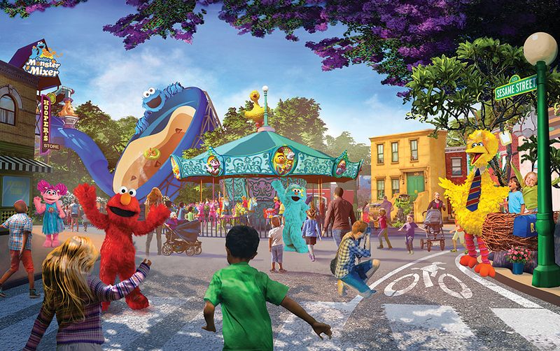 'Sesame Place San Diego' theme park to replace SeaWorld Aquatica park for Spring 2021 debut