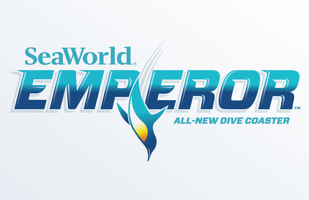 SeaWorld San Diego announces new EMPEROR floorless dive coaster; tallest, fastest, longest in CA