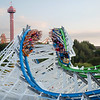 Six Flags Magic Mountain - Twisted Colossus Beauty Shots <br /> <br /> Photo by: Craig T. Mathew/Mathew Imaging
