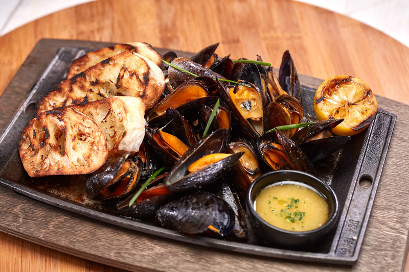 Publicity Big Fire Food 060419<br /> City Walk<br /> Mussels