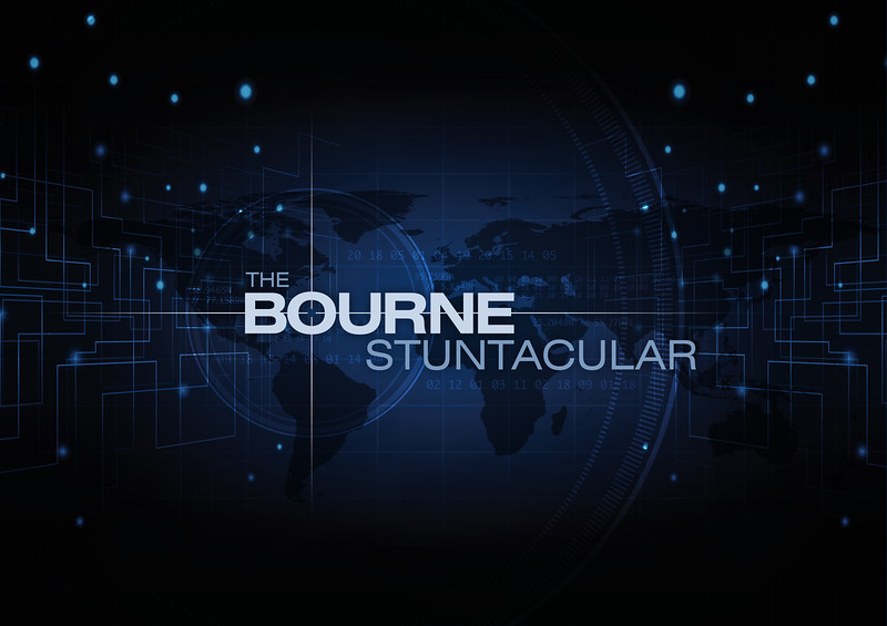 Get ready for 'The Bourne Stuntacular' at Universal Studios Florida, spring 2020