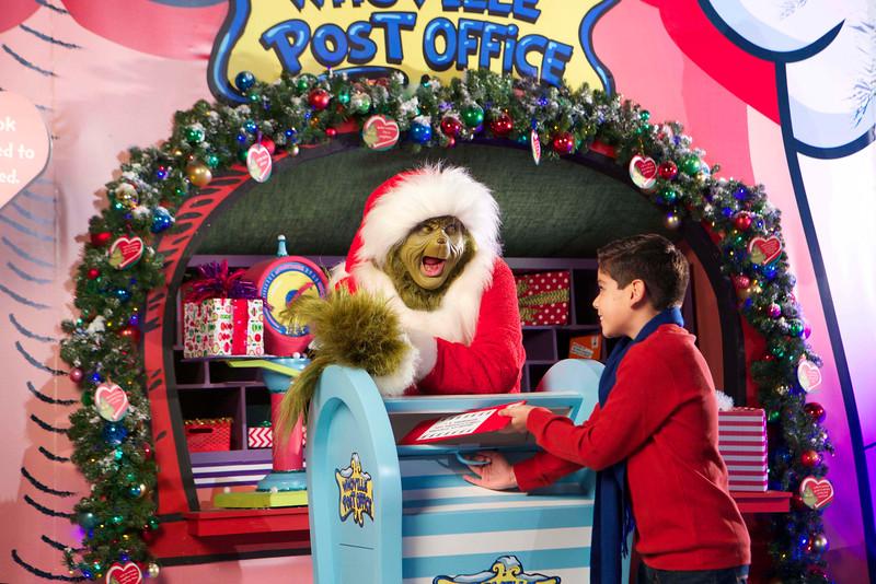 """""""Grinchmas"""" at Universal Studios Hollywood"""