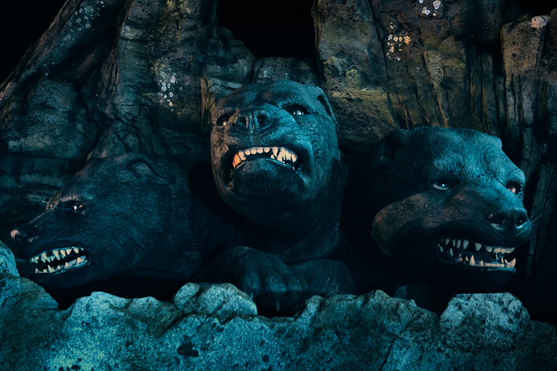 FIRST LOOKS: Daily updates on inhabitants of 'Hagrid's Magical Creatures Motorbike Adventure'