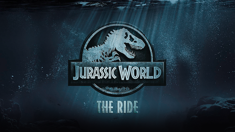 Details confirmed for JURASSIC WORLD: THE RIDE at Universal Studios Hollywood