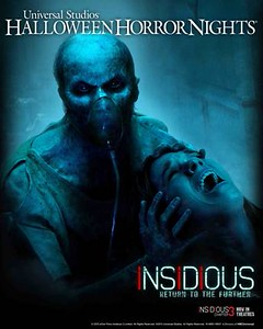 'Insidious' maze returns to Halloween Horror Nights 2015