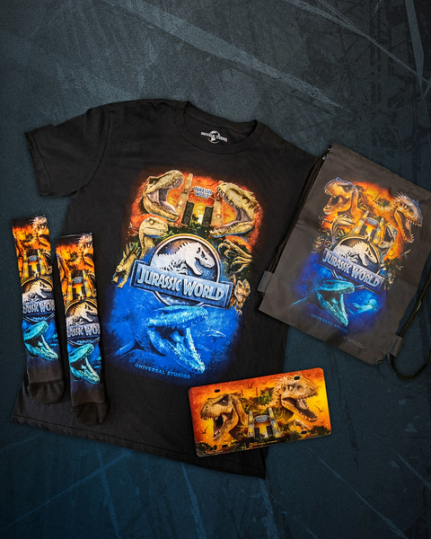 Jurassic Outfitters Merchandise at Universal Studios Hollywood