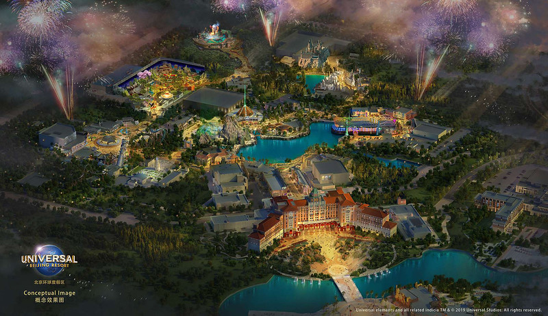 CLOSER LOOK: Universal Beijing Resort unleashes details for new Park, Hotels, CityWalk