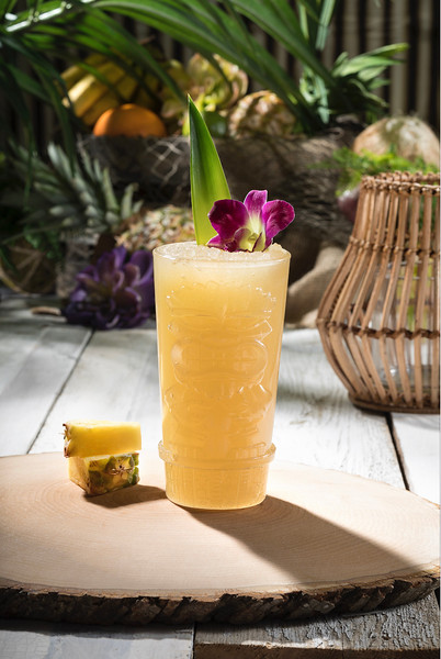 Tropical Margarita drink from Isla Nu-Bar at Universal Studios Hollywood
