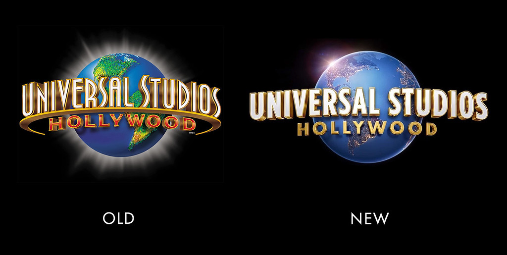 Universal Studios Hollywood debuts new logo, no new news