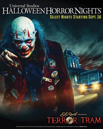 """Hollywood Harry"" will bring murderous clowns to Halloween Horror Nights in California"
