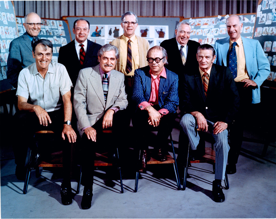 WDFM: 'Walt Disney's Nine Old Men: Masters of Animation'