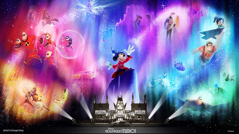 New: WONDERFUL WORLD OF ANIMATION projection show to debut at Disney's Hollywood Studios