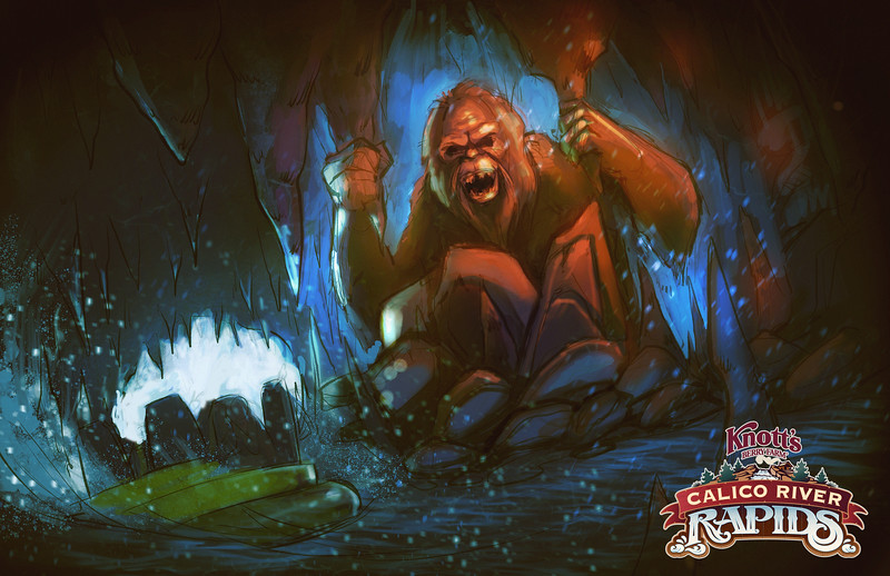 KNOTT'S BERRY FARM unleashes 2019 plans; massive new Bigfoot enhancements, special events, and more