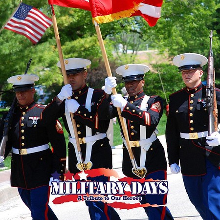 Military Tribute Days coming to Knott's Berry Farm offering free admission