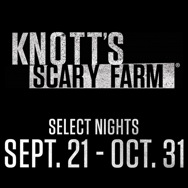 Three new mazes and returning favorites coming to Knott's Scary Farm