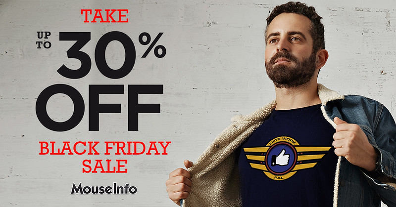START EARLY: Black Friday 2018 deals are on NOW! All designs, all products!