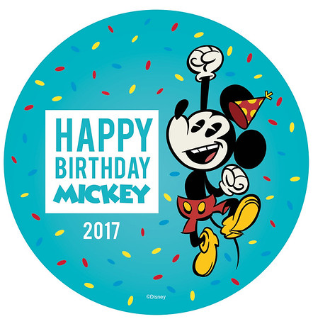 Mickey Mouse is doing another world tour to celebrate his birthday!