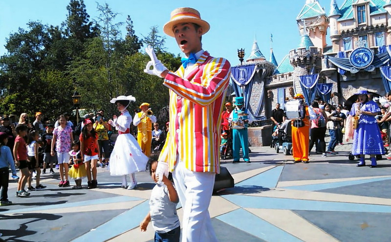 """Disneyland, Walt said, """"has that thing — the imagination and the feeling of happy excitement — I knew when I was a kid."""" (Photo: Jim Denney)"""