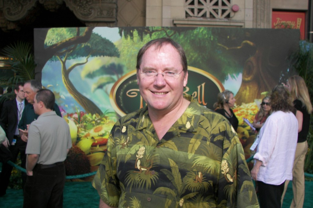 John Lasseter taking six-month sabbatical following 'missteps'