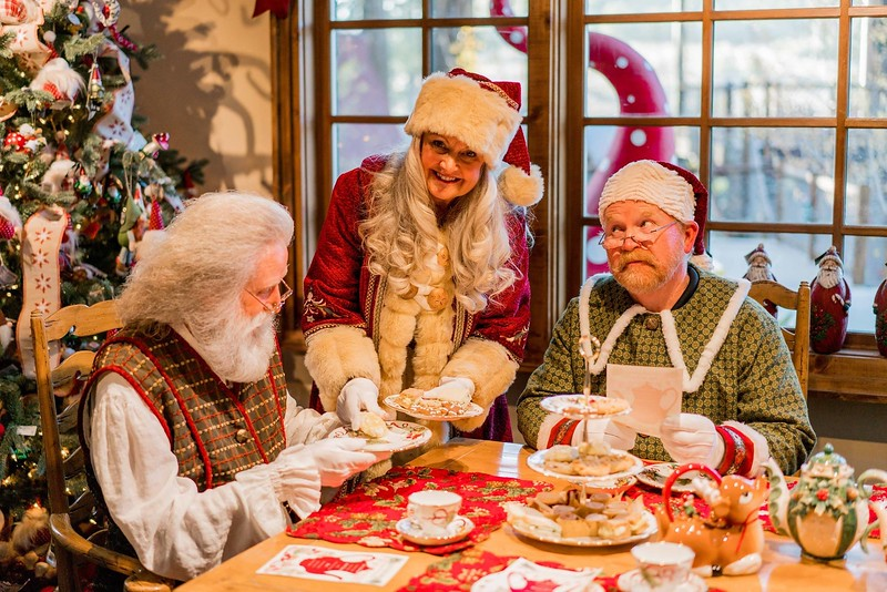 'High Tea with Mrs. Claus' coming to SkyPark at Santa's Village for 2017 holiday season