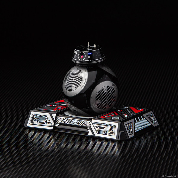 New Star Wars:The Last Jedi Character BB-9E debuts as Force Friday II Gets Underway Around the World