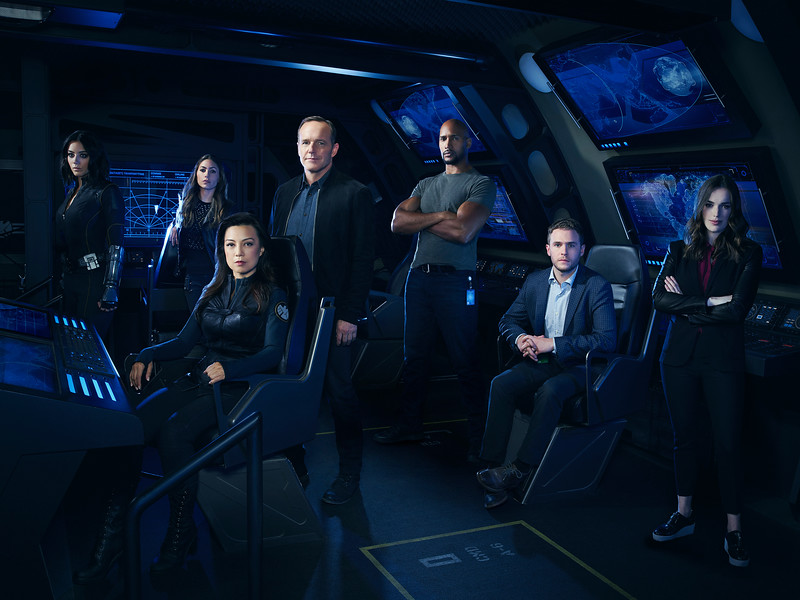 Marvel's AGENTS OF S.H.I.E.L.D. returns for its fifth season with two hour premiere