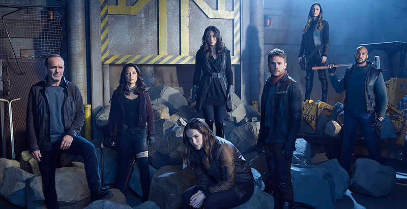 AGENTS OF S.H.I.E.L.D. renewed for seventh season