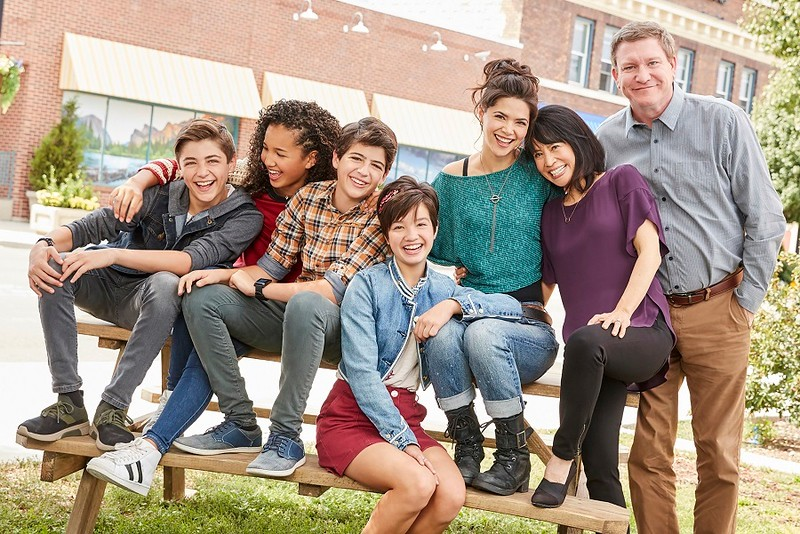 ANDI MACK season two premiere October 27 with season one available on demand starting October 1