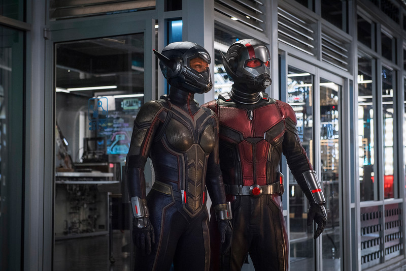 REVIEW: Float like a butterfly, sting like ANT-MAN AND THE WASP