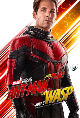 ANT-MAN AND THE WASP character posters hide tiny surprises