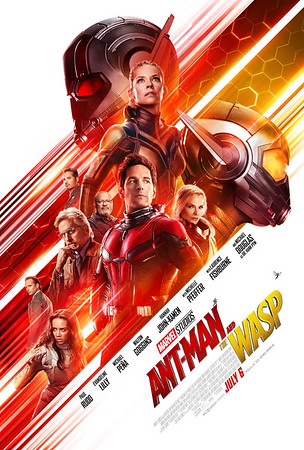 ANT-MAN AND THE WASP reveals new poster/trailer teaser as to WHERE THEY ARE