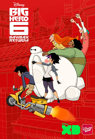 BIG HERO 6 The Series premiers with one hour movie BAYMAX RETURNS