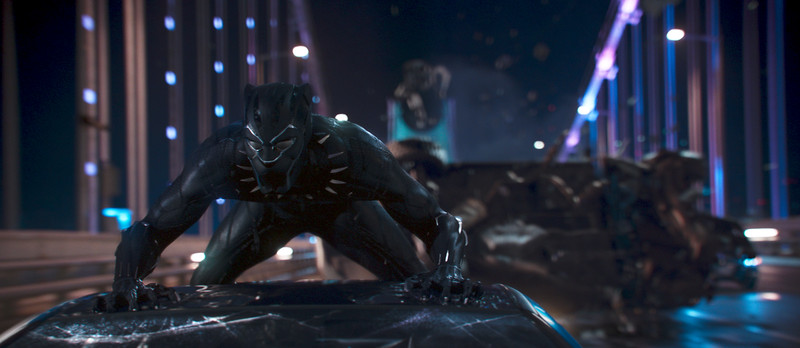 Sitting down with the cast and crew of BLACK PANTHER