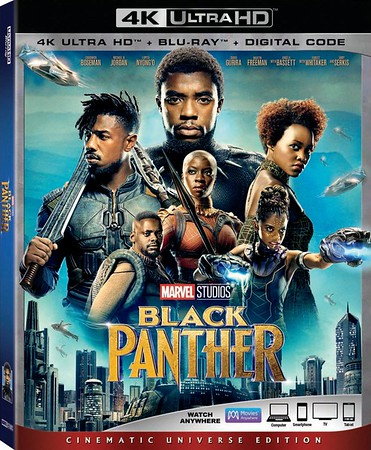 REVIEW: Wakanda comes home; BLACK PANTHER on 4K, Blu-ray and Digital with great extras