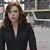 Marvel's Captain America: Civil War<br /> <br /> Black Widow/Natasha Romanoff (Scarlett Johansson)<br /> <br /> Photo Credit: Film Frame<br /> <br /> © Marvel 2016