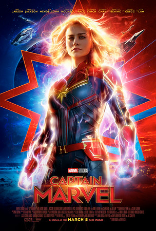CAPTAIN MARVEL unleashes new trailer, are you ready?