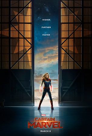WATCH: CAPTAIN MARVEL unleashes amazing trailer, poster
