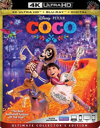 COCO comes home February and we're already un poco loco about it