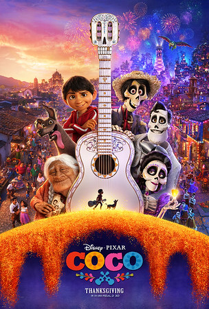 Beautiful new COCO poster and trailer released
